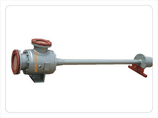 单通道射水抽气器